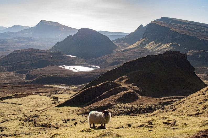 Scottish landscape photography the Quiraing Skye image 0