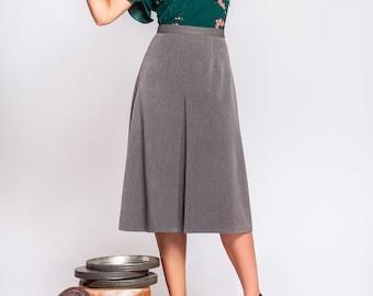 "Skirt ""Eleanor"" vintage-style basement plea skirt"