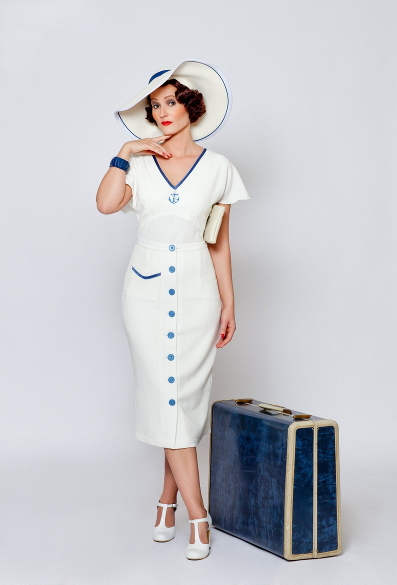 1930s Outfit Inspiration – Women's Clothing Ideas skirt
