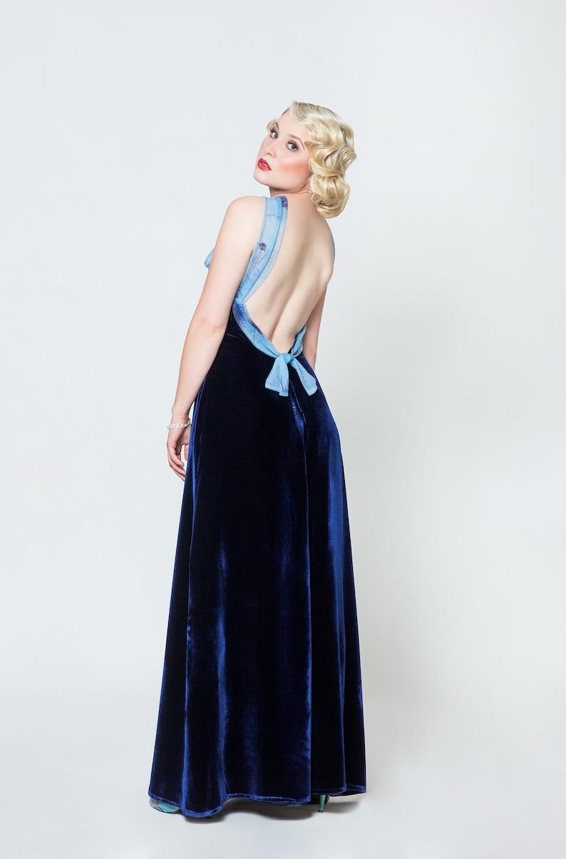 Vintage Evening Dresses, Vintage Formal Dresses Dress
