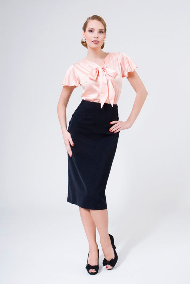 1950s Women's Outfit Inspiration FrozenHibiscus  AT vintagedancer.com