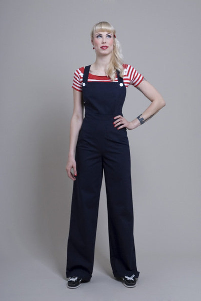 Vintage Overalls & Jumpsuits Overall