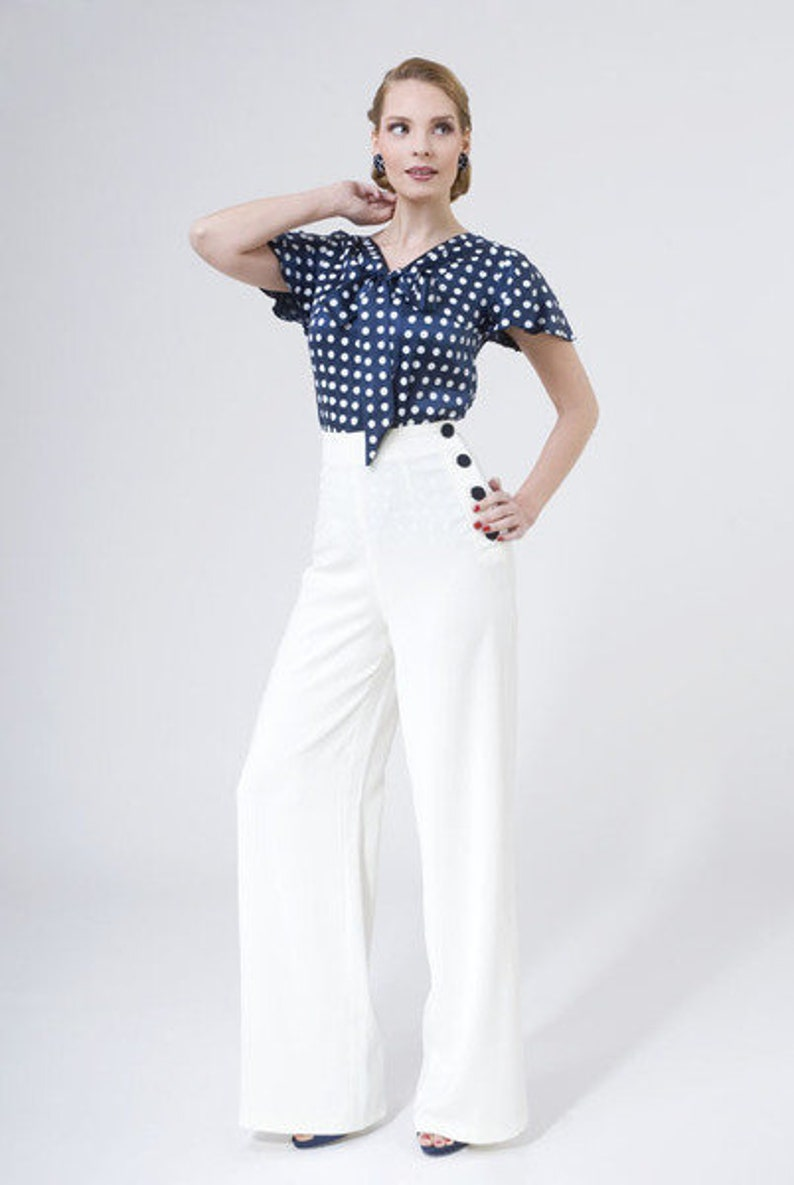 1930s Outfit Inspiration – Women's Clothing Ideas FrozenHibiscus  AT vintagedancer.com