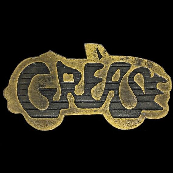 Rare Grease Movie Memorabilia Play Musical Travolt