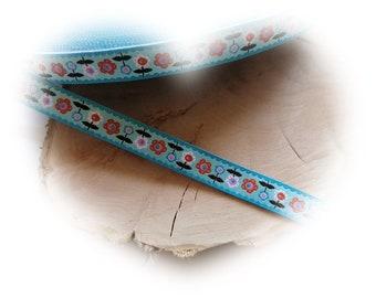 Weaving ribbons BloomenMeer of Jolijou, different colors