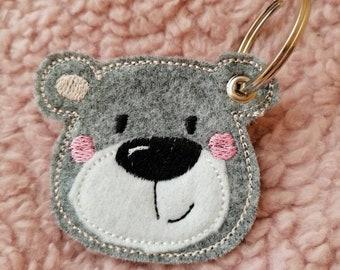Keychain - Pendant - Bear