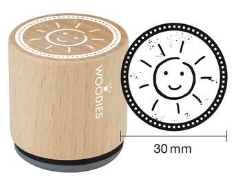 Woodies motif Stamp Sun Gift