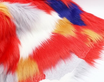 High Quality Faux Fur Fabric 231b15a53e961