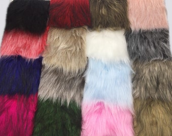 More colours. Faux Fur Fabric e6141f3d0988e