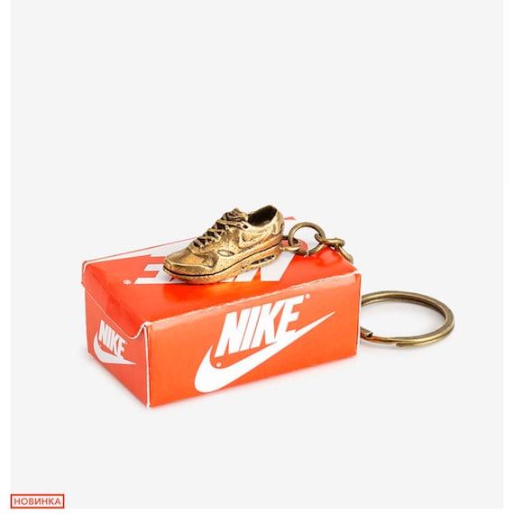 Sneaker keychain Nike keychain Air Max 1 | Etsy