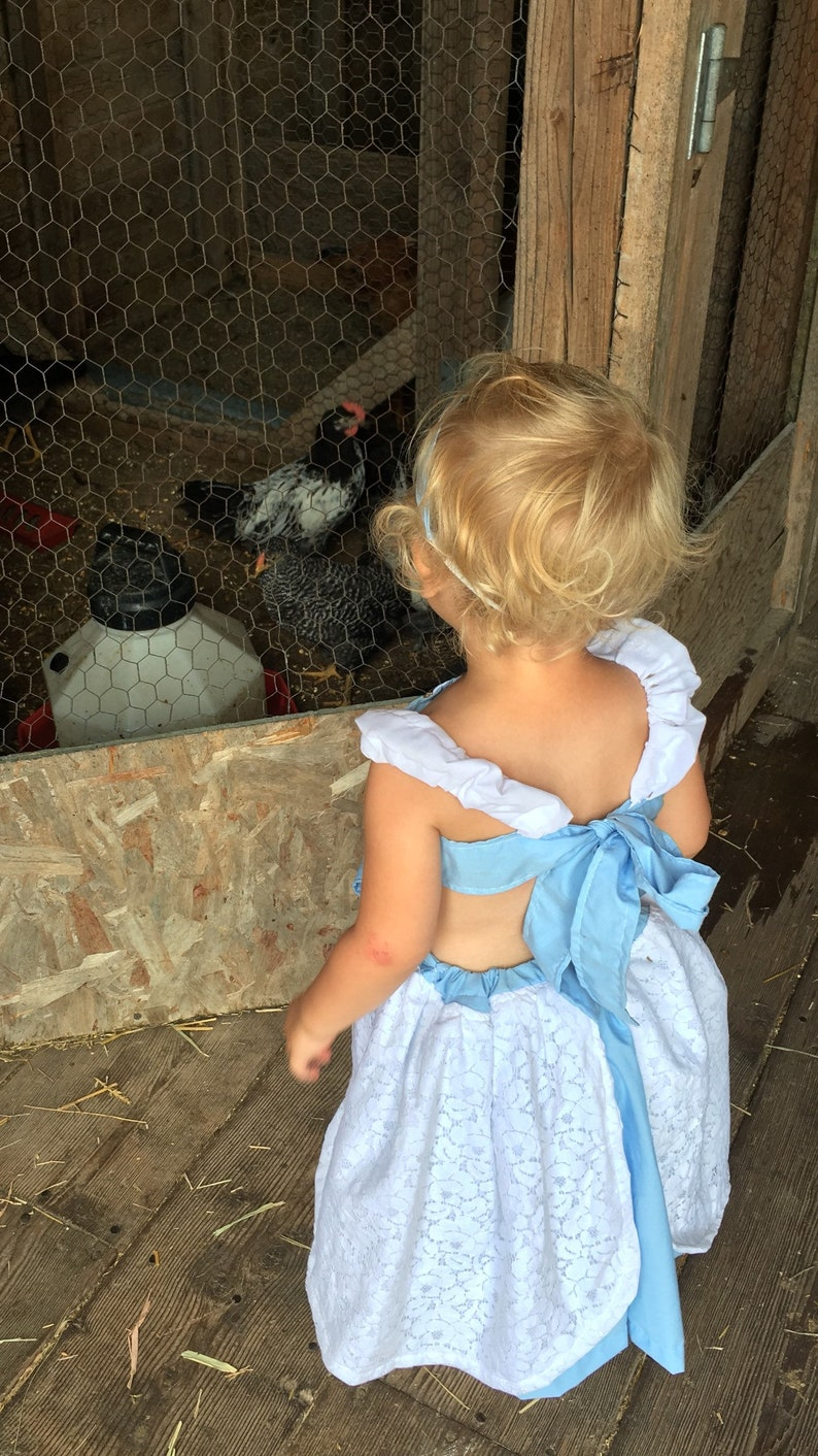Toddler Princess Dress Up Cinderella Romper