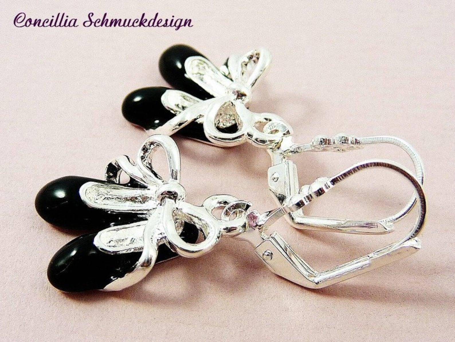earrings ballet