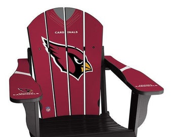 16c9bd1f37ac Arizona Cardinals Jersey Chair (Home)