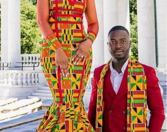 abf6cfc7e2edb African wedding outfits African wedding suits African | Etsy