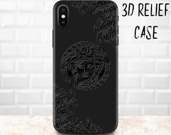 coque iphone x versace