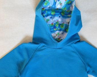 Hooded Sweatshirt Size 110/116