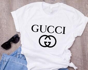 82513a09a Gucci Shirt - Women's clothing - Women t-shirts - womens clothing - Gucci  Inspired - Designer shirts - Women shirts - Women tees - Unisex