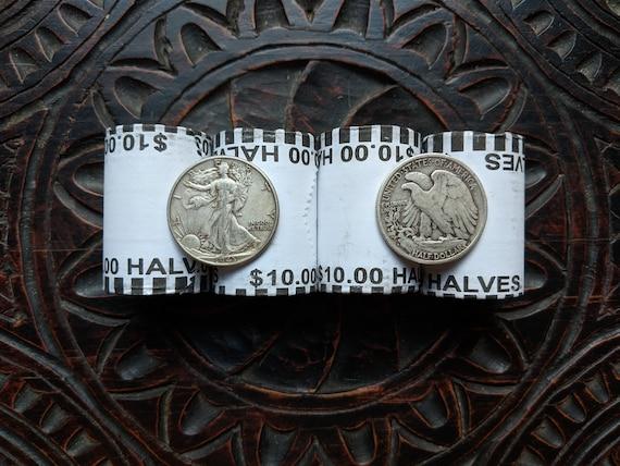 90/% Silver Half Dollar Coins Walking Liberty Coin Lot CHOOSE HOW MANY