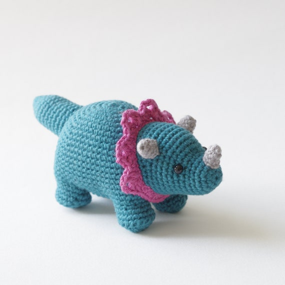 Tutorial Dino BB a crochet o ganchillo: Hocico y Ojos - YouTube | 570x570