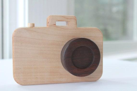Camere Montessoriane : Handmade wooden toys wooden toy camera toy camera wooden etsy