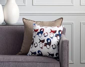 Follow Dreams Decorative Pillow