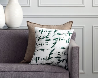 An Expression of Love Decorative Pillow