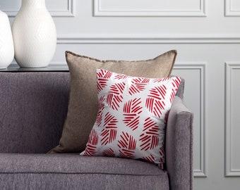 Focusing Decorative Pillow