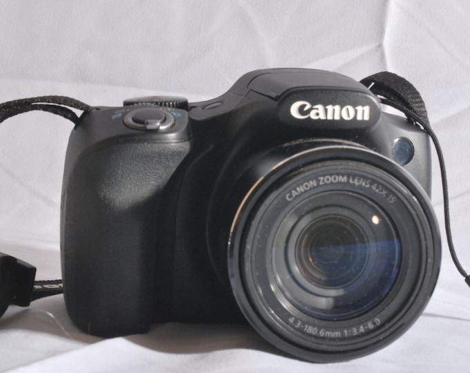 CANON POWERSHOT SX520HS very nice hybrid condition