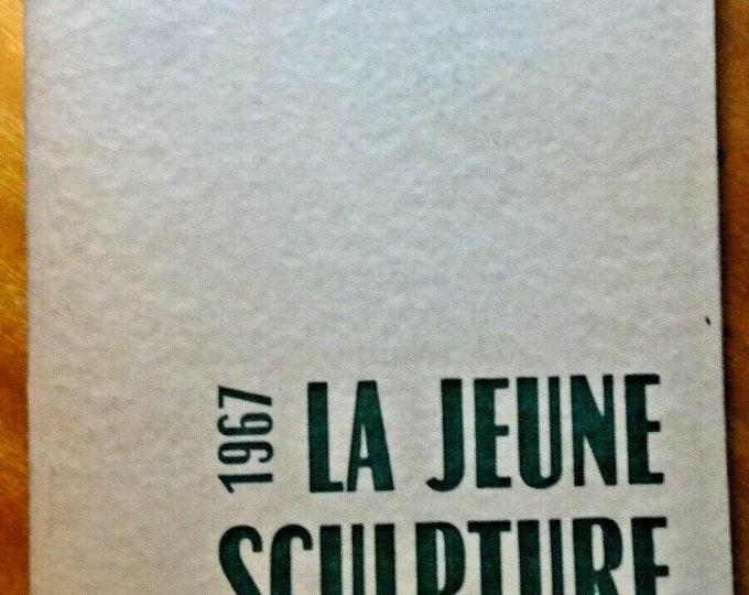 1967 the young sculpture rare book