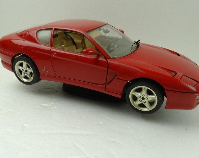 1/18 FERRARI 456 GT 1992 METAL burago