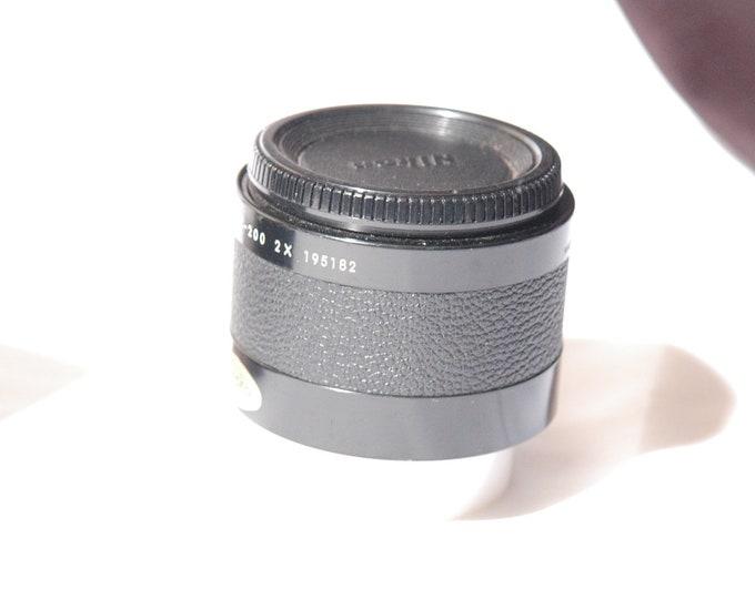 Nikon TC-200 2X TC200 Ai Teleconvertinger Conversion Lens JAPAN