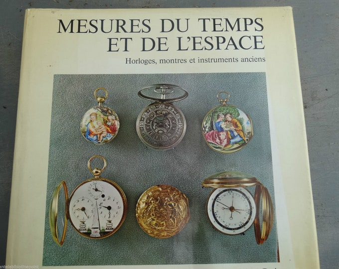 measurements of time and space GUYE and MICHEL
