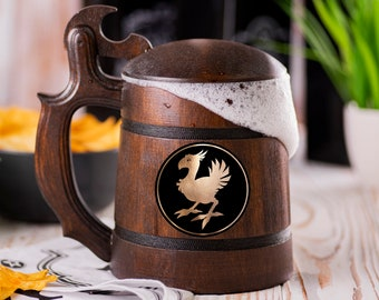 Warhammer 40k Tankard Gamer Gift Imperial Fists Beer Mug Warhammer Beer Stein