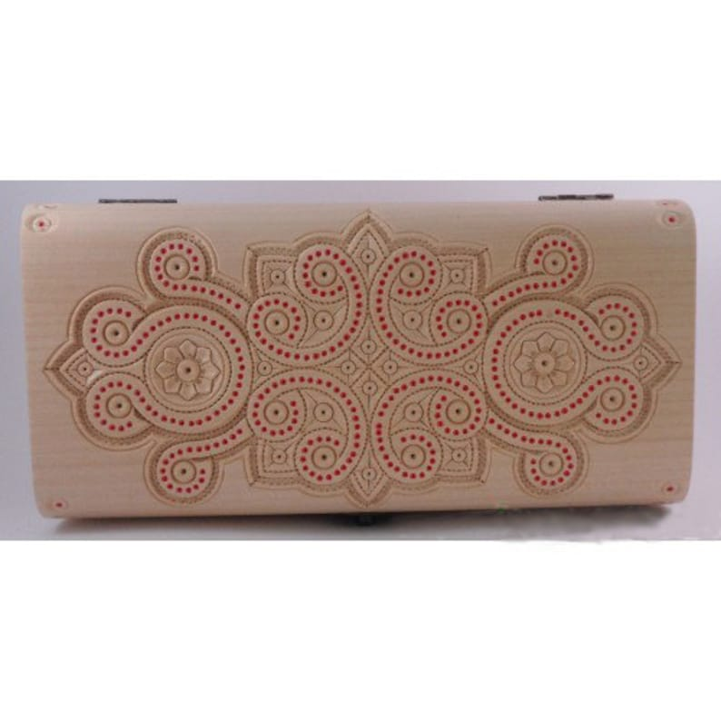 packaging for gift EASTER CASKET WEDDING money made of wood Case jewelry box storage box engraved box casket with a latch souvenir Ukraine