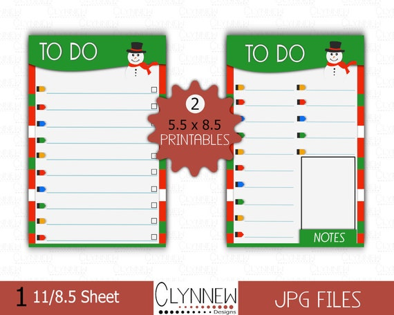 photo about Printable Christmas Letterhead identified as Xmas In the direction of Do Listing Xmas Letterhead Printable Holiday vacation Stationary Styles in just Pink and Environmentally friendly Colours Quick Obtain Planner JPGs