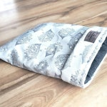 Up North Rustics & Co.™ Small Animal Sleep and Snuggle Sack | Hedgehog, Sugar Glider, Rat, Guinea Pig | Hedgehogs on Sterling