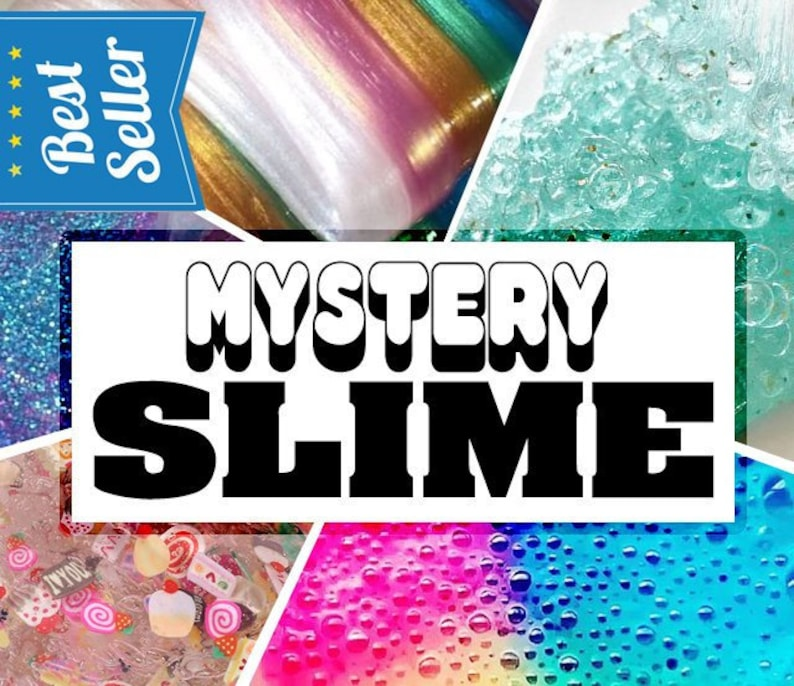 Mystery Slime  Surprise in the Mail Gift for any Occasion image 0