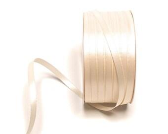 10m Satinband 25mm Doppelseitiges Geschenkband Schleifenband Deko Hochzeit Nähen