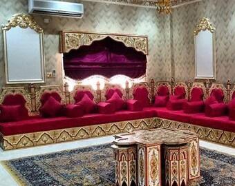 Arabic furniture | Etsy
