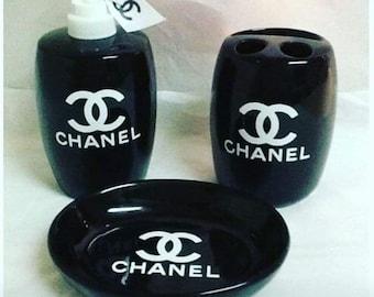 Chanel Bathroom   Etsy