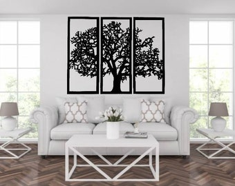 Incroyable Tree Of Life Wall Art | Etsy