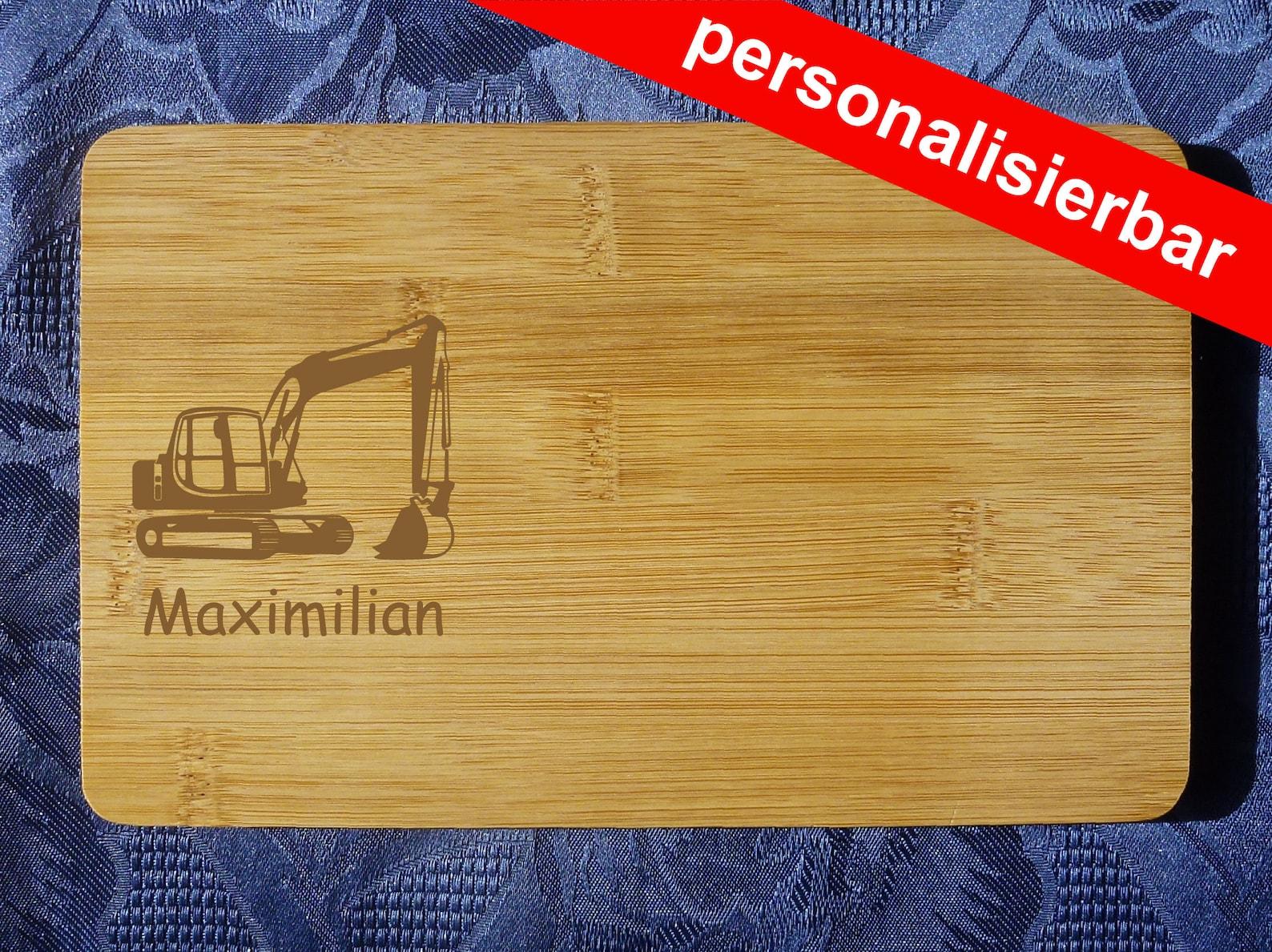 personalized cutting board motif