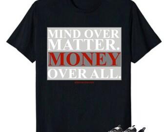 96fe28205b Mind over matter money shirt  made to match Nike Air Max 97 Metallic Silver  Black