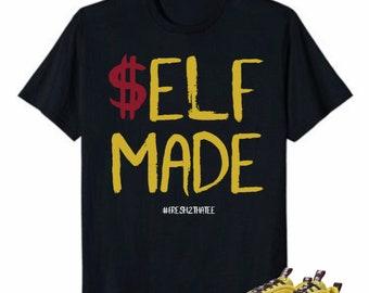 d2dca86da1 Self Made shirt   made to match Nike Air Max 97 Premium Bright Citron