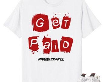 25c69d008dfb shirt made to match Jordan 14 Candy Cane 2019
