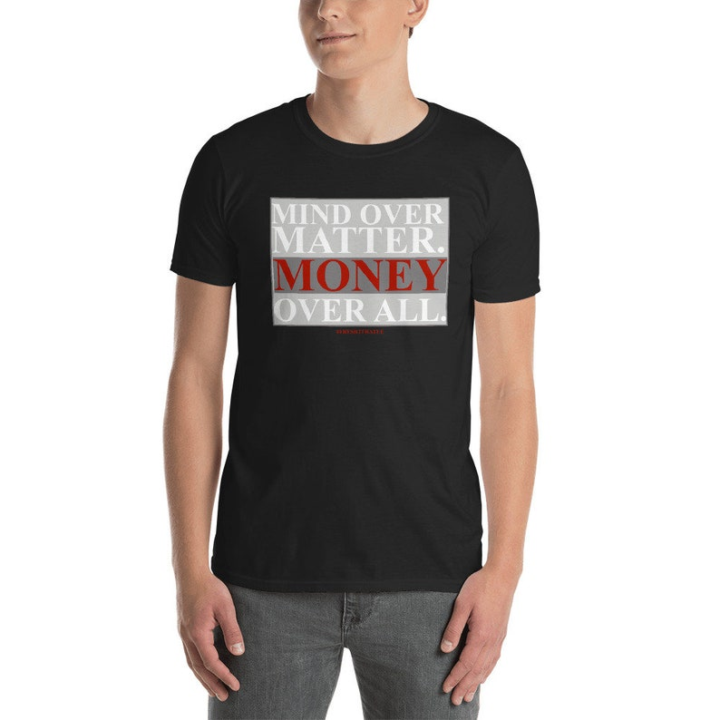 564ac957 Mind over matter money shirt :made to match Nike Air Max 97 | Etsy