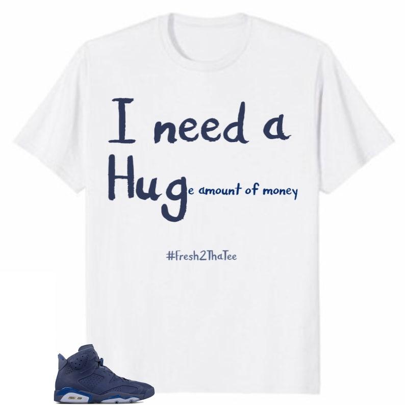 f03a827e7f2b4d I need money shirt  made to match air Jordan 6 jimmy butler