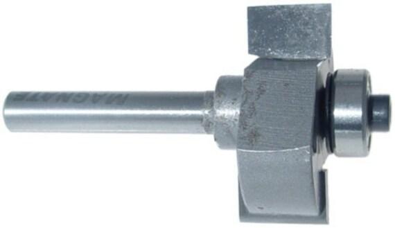 Magnate 716 V-Grooving Router Bits 60 Degree; 1 Cutting Diameter; 1//4 Shank Diameter