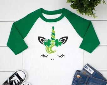 439063d58570 St. Patricks Day Unicorn, Girls St Patricks Day Shirt, Unicorn St Patricks  Day Shirt, St. Patricks Day Shirts For Little Girls, PAT-020M