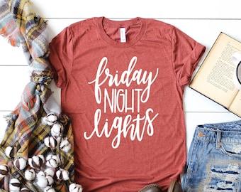 e46d4d8b Friday night lights shirt, friday night football shirts, friday night  lights football shirt, friday football shirts, football graphic tees